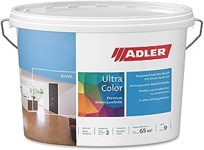 ADLER Ultra-Color muurverf - eersteklas matte muur- en plafondverf -lentemagie C12 065/6 hoge dekking, ademend, oplosmidde...