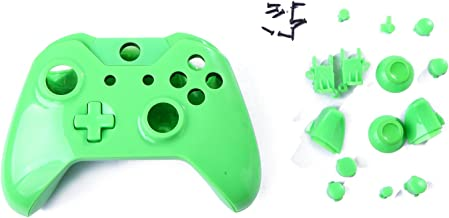 HDE Controller Replacement Shell for Xbox One / S / X Controllers Glossy Custom Case Mod for Wireless Gamepads Full Housing Replacement Kit