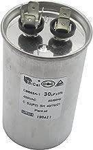 Meter Star ROHS CQC EN60252-1 Universal Air Conditioning Compressor Start-up Capacitor 30uf CBB65A-1 450VAC 50/60Hz C S2(P2) SH 40/70/21 Plant Oil