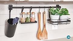 Amazon Com Umbra Cook A Boo Bamboo Cookbook Stand Recipe