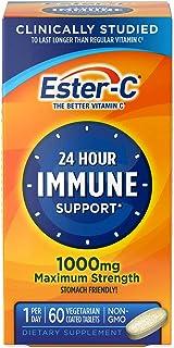 Ester-C® Vitamin C, 1,000 mg, 60 Coated Tablets