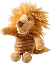 Astrryfarion Lindo Juguete de Peluche, Elefante león Felpa muñeca Colgante Llavero del Coche Llavero Bolsa Colgante decoración Regalo León
