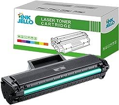 Cartuchos de t/óner compatibles para Samsung ML-1660 ML-1665 ML-1670 ML-1675 ML-1860 ML-1865 ML-1865W SCX-3200 SCX-3205 SCX-3205W MLT-D1042S InkJello color negro 5 unidades