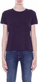 Tommy Hilfiger Women's Khloe Regular C-Nk Tee Ss T-Shirt