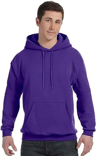 ComfortBlend Ecointelligent Sweat-shirt ¨¤ capuche Sweatshirt_violet_2XL