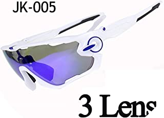 Polarized Cycling Eyewear Cycling Glasses Riding Protection Cycling Goggles