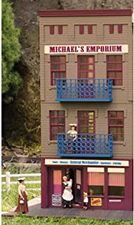 PIKO G SCALE MODEL TRAIN BUILDINGS - MICHAEL'S EMPORIUM - 62266