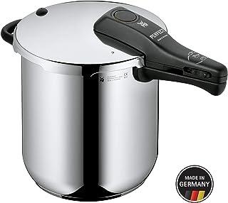 WMF Perfect - Olla rápida, Ø22cm, 8,5 litros (manual en castellano, tabla de cocción y servicios técnicos)