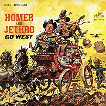Homer & Jethro Go West