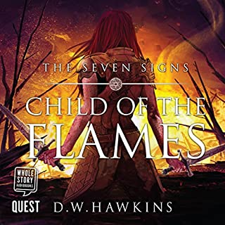 Child of the Flames Titelbild