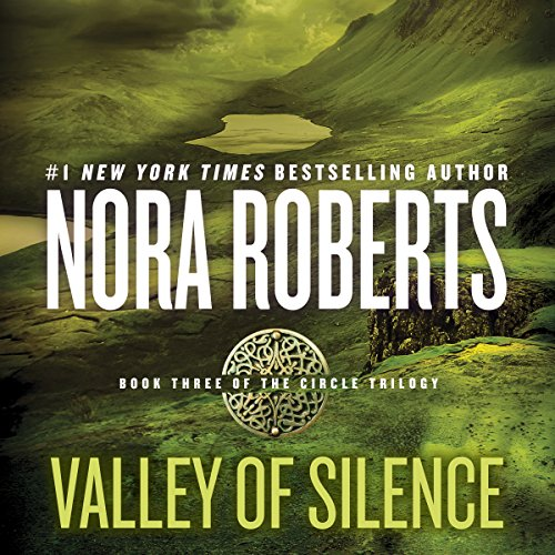 Valley of Silence audiobook cover art