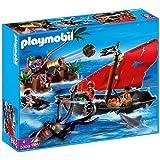 PLAYMOBIL 5009 Exclusive Set 2010 - Juego de cazoleta pirata