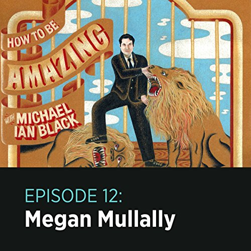 12: Megan Mullally cover art