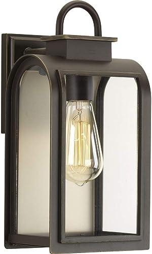 popular Progress Lighting sale P6030-108 Refuge Outdoor, lowest 1-Pack, Bronze online sale