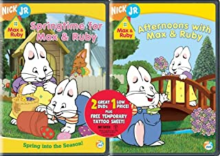 Max and Ruby: Springtime for Max and Ruby/Afternoon with Max and Ruby