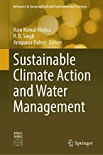 Sustainable Climate Action and Water Management (Advances in Geographical and Environmental Sciences)