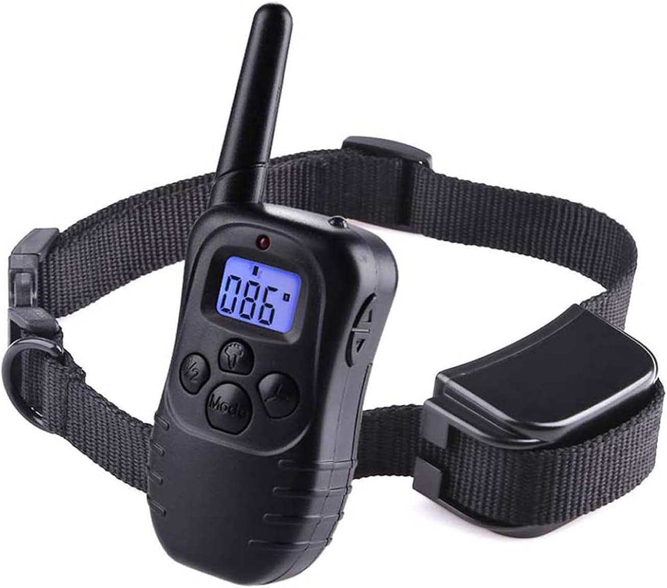Collar de adiestramiento para perros Wodondog con vibración y sonido por 30,59€ ¡¡19% de descuento!!