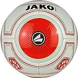 Jako Würzburger Kickers Ballon de Football Blanc/Rouge Taille 5