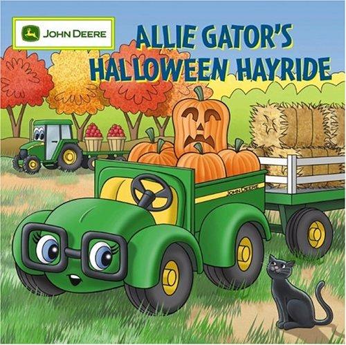Allie Gator's Halloween Hayride (John Deere)