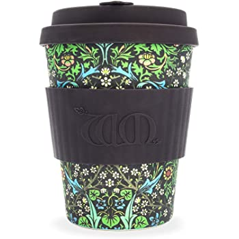 Ecoffee cup natural bamboo for sale online