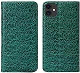 Funda con tapa para teléfono Apple iPhone 11/11 Pro/11 Pro Max/7/8/9/10/12/8 PLUS/X/SE/XR/ XS Max. Billetera, ranura para tarjeta de crédito, cierre magnético, cubierta protectora de cuero, carcasa