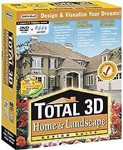 Individual Total 3D Home & Landscape Design Suite 8
