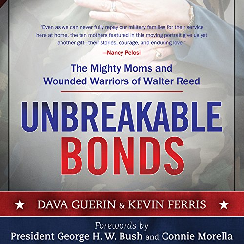 Unbreakable Bonds audiobook cover art
