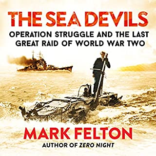 The Sea Devils cover art
