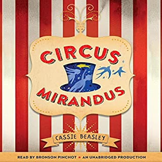 Circus Mirandus cover art
