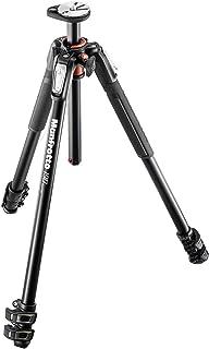 Tripé de Câmera de 3 Seções de Alumínio 190Xpro, Manfrotto, Acessórios para Câmeras Digitais