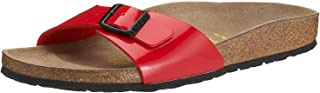 Birkenstock Madrid Womens One-Strap Sandals 40 M EU /9-9.5 B(M) US Tango