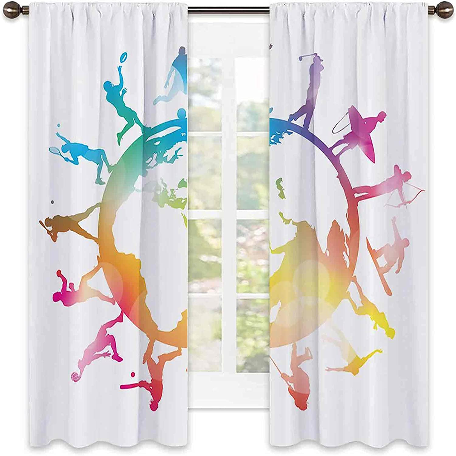 Product Sports Max 62% OFF Decorations Collection and Noise-reducing Energy-Saving