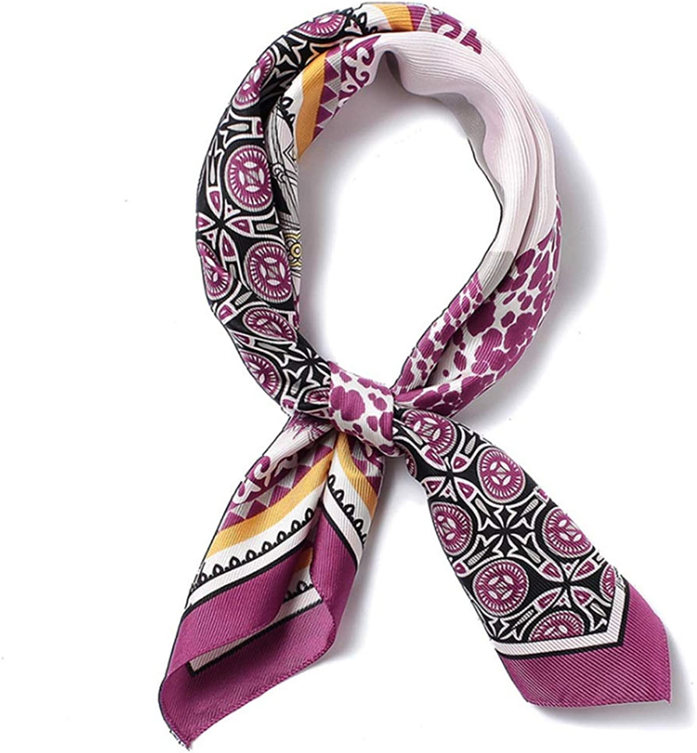 Scarf Autumn And Winter Square Towel European And American Wind Twill Silk Scarf Beach Towel Women, Fashion Scarves