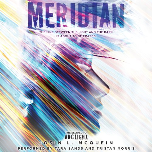 Meridian audiobook cover art