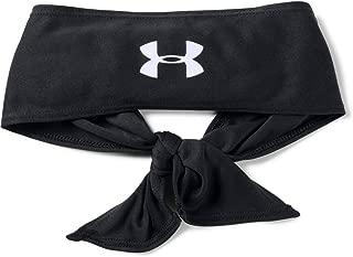 under armour tie headband