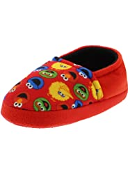 Image of Childrens Sesame Street Charater Slippers for Toddlers