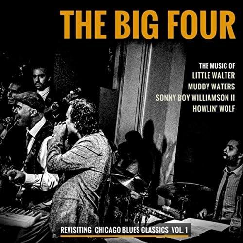 The Big Four feat. Nicolas Wernekinck, Cristian Inostroza, Nicolas Pozo, Tomas Brunetti & Roberto Rodriguez