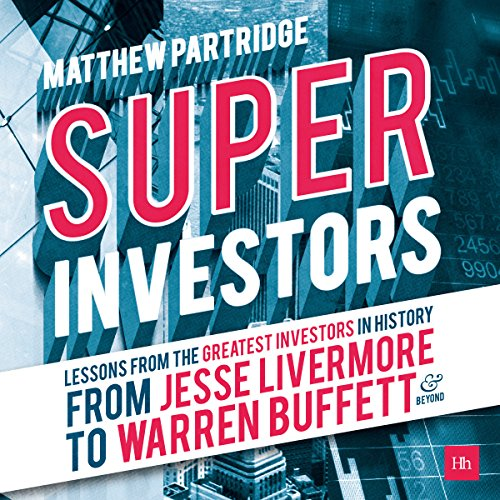 Superinvestors: Lessons from the Greatest Investors in History cover art