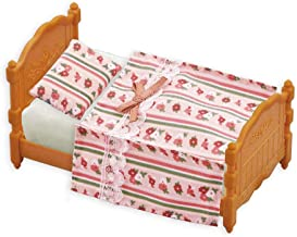 Calico Critters, Doll House Furniture and Décor, Bed & Comforter Set