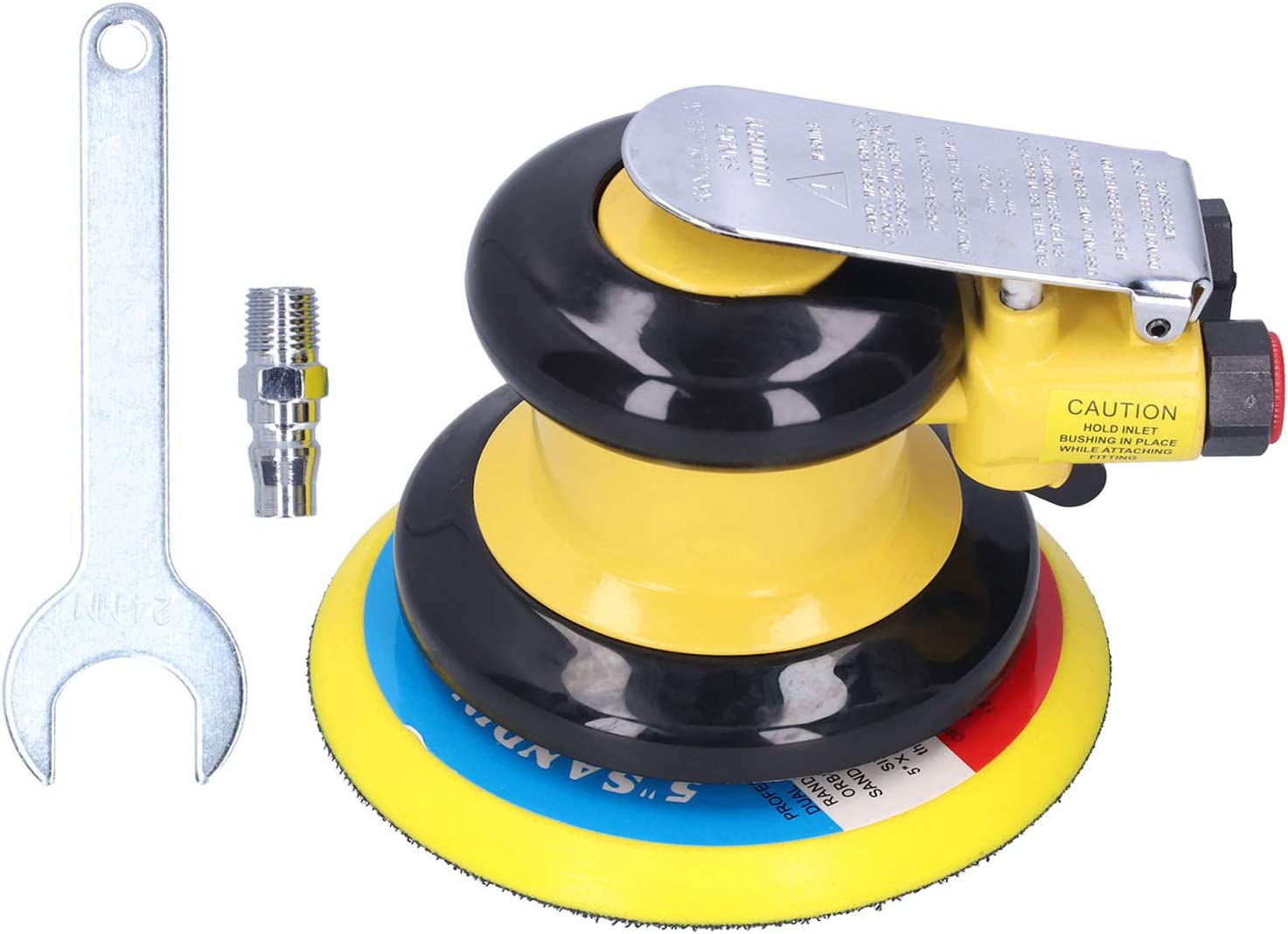 Polishing Machine Compact Size Pneumatic Free shipping anywhere in the nation Sander Strength G High Mesa Mall