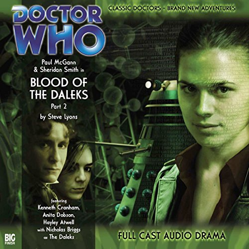 Doctor Who - Blood of the Daleks Part 2  By  cover art