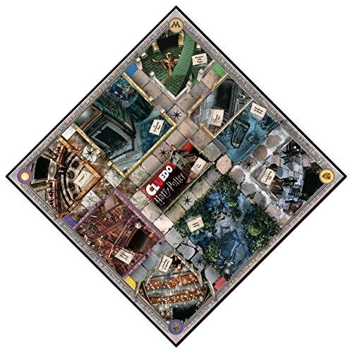 Winning Moves 02400 Juegos de mesa – Cluedo Harry Potter Edición ...