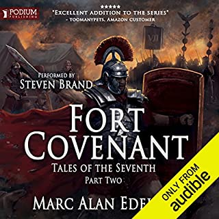 Fort Covenant audiobook cover art