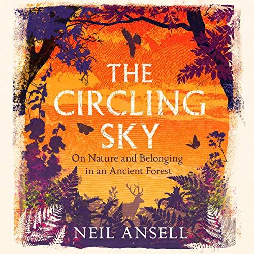 『The Circling Sky』のカバーアート