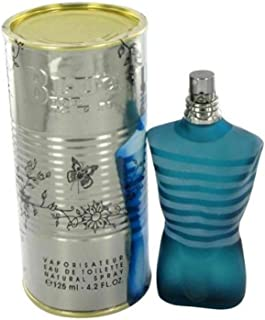 Blue Perfumes Blue Eau De Toilette Spray for Men, 4.2 Fluid Ounce