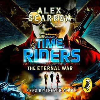 TimeRiders: The Eternal War cover art