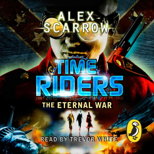 TimeRiders: The Eternal War Titelbild