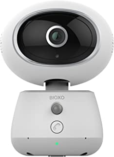 Pet Monitor Camera, Bioxo 1080P HD 2.4G Wireless IP Camera, Night Vision Camera for Dog/Cat/Baby Monitor Home Security Camera