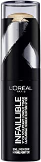 L'Oreal Paris Infallible Strobe Highlight Stick, 9 g, 502 Gold Is Cold