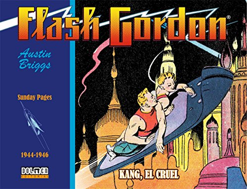 Flash Gordon 1944-1946 (Sin fronteras)